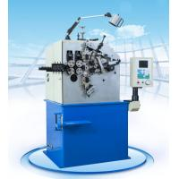 China 50 mm CNC Wire Spring Coiling Machine Consisting Of Wire Feeding Axis And Cam Axis wholesale