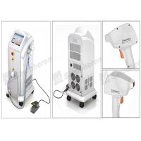 China 808nm Diode Laser Hair Removal Machine , Permanent Hair Removal Devices wholesale