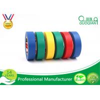 China Adhesive Insulation Masking PVC Multi Colored Electrical Tape Heat - Resistant wholesale