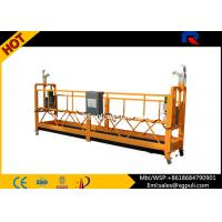 China Hanging Suspended Working Platform Safety wholesale
