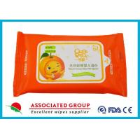 China Organic Individually Wrapped Portable Baby Wipes Natural Wet Wipes Baby wholesale