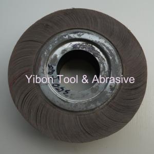 China 350*50*32mm Plane Flap Wheel for Polishing Steel Pipe wholesale