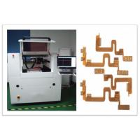 China High Precision Cnc UV Laser Cnc Machine AC 220V / 50Hz 2.2 KW For PCB Cutting wholesale