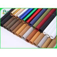 China 30 Different Colors Available Washable Kraft Paper Recycled & Biodegradable wholesale