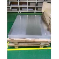 China Thickness 0.3 - 300mm 5052 Aluminum Sheet For Fuel Tanks / Storm Shutters wholesale