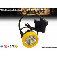 China 7.8Ah 18000 Lux Rechargeable LED Mining Light Explosion Proof IP67 CE Approved wholesale