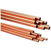 China Water Heater ACR Seamless Copper Tube Non-alloy UNS C12200 on sale