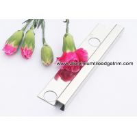 Buy cheap #8 Mirror Effect Stainless Steel Tile Trim For 8mm / 10mm Ceramic Tile from wholesalers