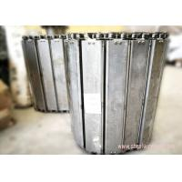 Buy cheap Stainless Steel Plate Conveyor Belt Chain Plate Conveyor Acid / Alkali Resistant from wholesalers