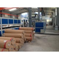 170mm 180mm Aluminum Foil Paper Extrusion Coating Lamination Machine With Conveyor Cooler