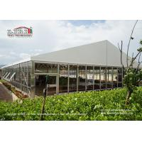China 20 X 40M Outdoor Sport Event Tents With 6m Side Height For Horsing Arena wholesale