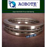 Quality Single Thrust Ball Bearing P5 High Precision , Japan NSK 51115 for sale