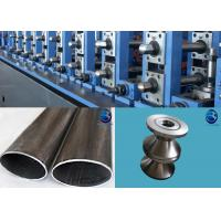 Quality H13 Tube Mill Rolls Making Construction Pipe High Frequency Tube Mill for sale