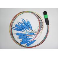 China  MPO Simplex Fiber Optic Patch Cord  wholesale