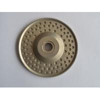 China 100mm Electroplated Diamond Grinding Wheel For Angle Grinder High Cutting Speed wholesale