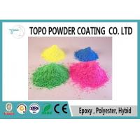 Buy cheap Health Safety Yellow RAL 2003 Pastel  Pure Polyester Powder Coating from wholesalers