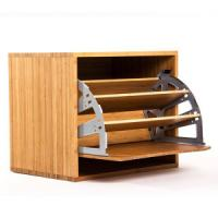 China China Bamboo Shoes Cabinet Rack Shelf for Outdoor, Living Room, Bedding Room, Hotel wholesale