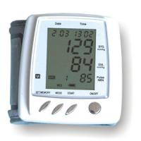 China Portable Automatic Electronic Wrist Digital Wrist Blood Pressure Monitor for Home Use wholesale