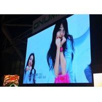China High Definition LED Display Indoor Video Wall Advertising 110° Viewing Angle wholesale