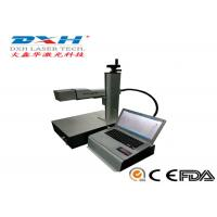 China Portable Fiber Laser Marking Machine wholesale