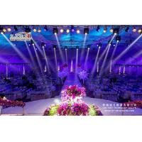 China 50m Width Large Luxury Wedding Tents , Transparent Top Tent For Different Event Festival wholesale