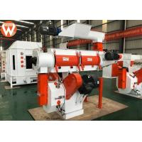 China Large Capacity Livestock Cattle Feed Pellet Machine Speed Of Ring Die 12-120 Rpm wholesale