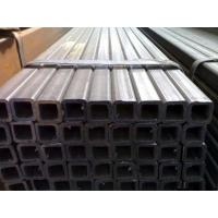 China High Frequency Welding Hollow Steel Pipe , Steel Rectangular Tubing For Building Material wholesale