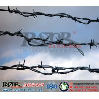 China Cattle Barbed Wire Fence on sale