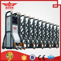 China Auto extending gate electric retractable sliding doors with remote control L1520 wholesale