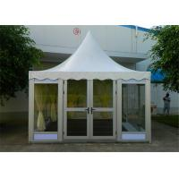 China Well-Designed Small Banquet Dinner Clearspan Structure Tent With Glass Wall wholesale