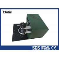 China Green Portable Marking Machine 170 X 100 mm Dot Peen Marker For Metal Surface wholesale