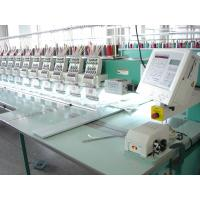 Portable High Speed Industrial Embroidery Machine Professional Sufficient Gradation