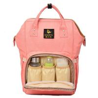 China Extra Large Diaper Bags For Outdoor Baby Care , Baby Girl Backpack Diaper BagLarge Capacity wholesale