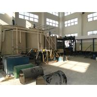 China Full Automatic Low Pressure Foam Machine , Polyurethane Foam Production Line 300L / Min on sale