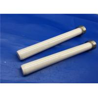 Buy cheap 60K Zirconia Ceramic Parts / Ceramic Plunger for Intensifier Pump / Water Jet from wholesalers