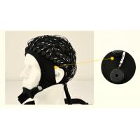 China ElectroencephalogramEEG Electrode Cap For Abnormalities In Adults wholesale