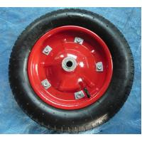 High Quality 2PR Universal Pattern Rubber Wheel (3.25/3.00-8)