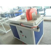 Quality PVC Double Wall Corrugated Pipe Plastic Extrusion Machine , PVC Corrugated Pipe for sale