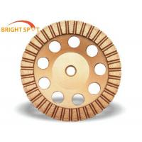 "China Diamond High quality 4""-7"" Continuous Turbo Cup Grinders saw blade wholesale"