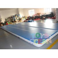Quality Custom Inflatable Air Gymnastics Mats For Physical Training Yoga Board for sale