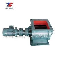 China Compact High Pressure Rotary Airlock Valve Custom Service Acceptable wholesale