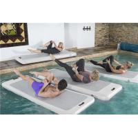 China Durable Inflatable Aquabase Board , Water Exercise Mat OEM / ODM Available wholesale