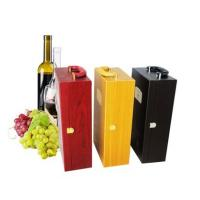 China wine wooden box,wine wooden carrier,wine leather carrier,wine leather box,wine stopper on sale
