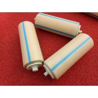 China Nylon Conveyor Rollers Corrosive Resistant Used for Fertilizer Industries wholesale