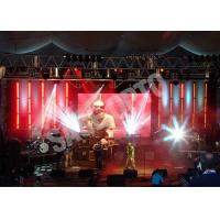 China SMD Stage Background led display indoor , Stage Video Screens Aluminum Fame wholesale
