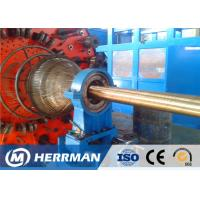 Buy cheap RTP Composite Pipeline Steel Wire Reinforced  Plane Type Winding Machine With Tension Control from wholesalers