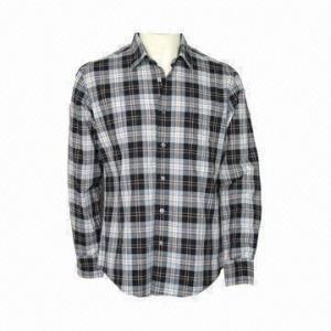China Men's Fashionable Shirt, Comfortable to Wear wholesale