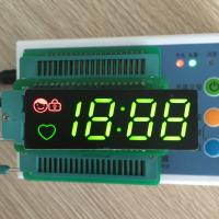 China Custom Design LED Clock Display Common Anode For Washing Machine wholesale