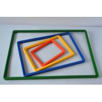 China Custom ABS POS Plastic Snap Frame Exhibition A3 A4 A5 in Clear Green Black wholesale
