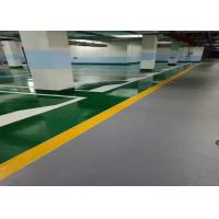 China Anti static Industrial Floor Paint  For The Car Parking , Industrial Floor wholesale